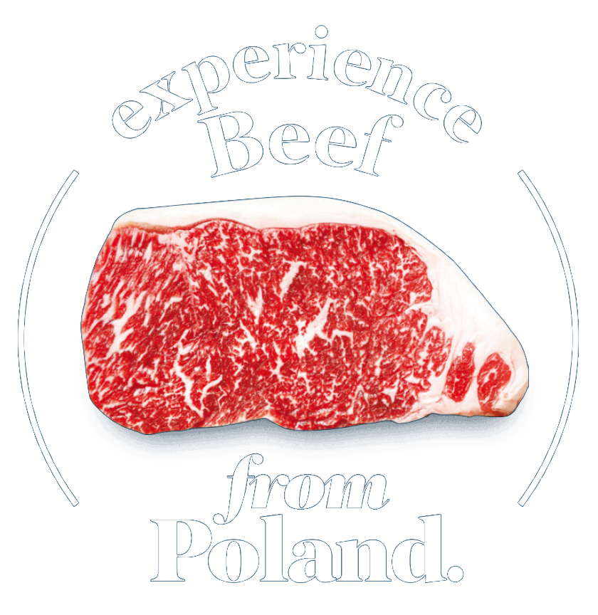 Experience beef from Poland